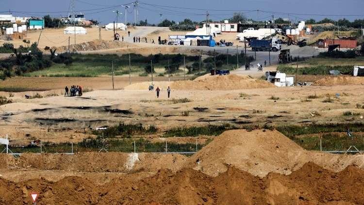 إسرائيل تقصف موقعا لحماس في غزة