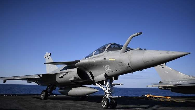 الجيش الفرنسي ينفي تنفيذ أي قصف جوي على مطار
