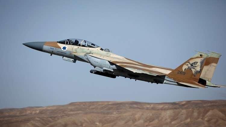 الدفاع الروسية: طائرات إسرائيلية قصفت بـ8 صواريخ مطار