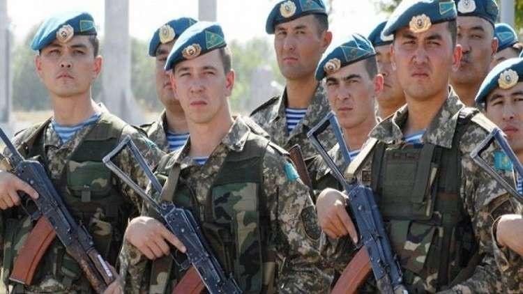كازاخستان ستنضم بكتيبة لقوات اليونيفيل على حدود  لبنان مع إسرائيل