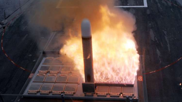 ترامب يوجه صواريخ توماهوك نحو دمشق والروس