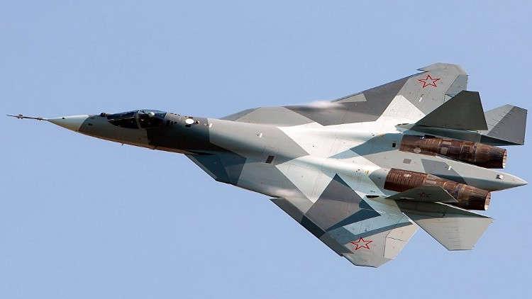 الأقمار الصناعية الإسرائيلية ترصد مقاتلات الجيل الخامس الروسية في سوريا