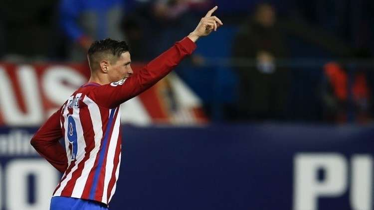 توريس يعلن رحيله عن أتلتيكو مدريد