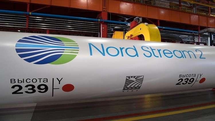 توافق روسي ألماني لتنفيذ مشروع الغاز