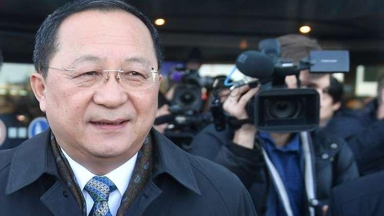باتروشيف يبحث آفاق حوار الكوريتين مع وزير خارجية كوريا الشمالية