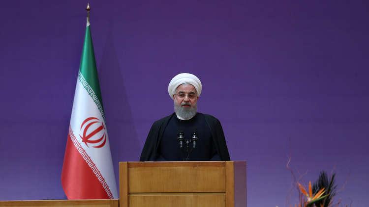 روحاني: ينبغي تعزيز التعاون مع روسيا حتى استعادة الأمن في سوريا والمنطقة