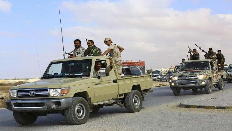 ليبيا.. تعزيزات عسكرية كبيرة لتحرير مدينة درنة