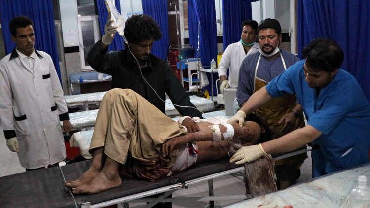 مقتل 6 أشخاص معظمهم أطفال بانفجار عبوة ناسفة بغرب أفغانستان