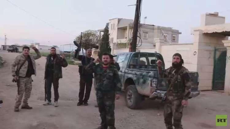 تل رفعت.. ترقب لتحركات القوات التركية