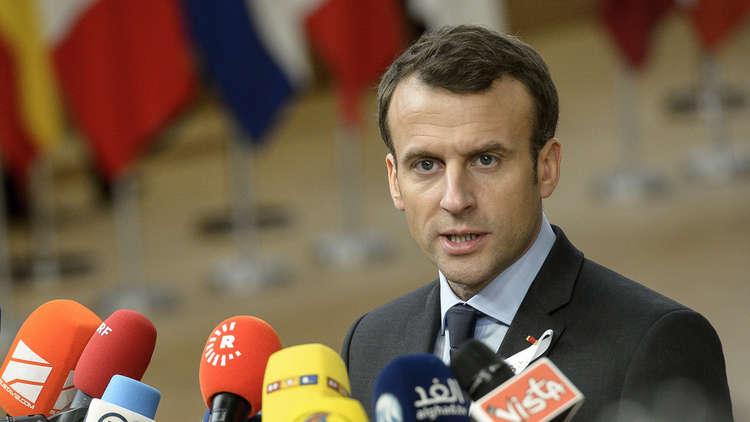 التحقيق ينتظر ماكرون بسبب الحرب في اليمن