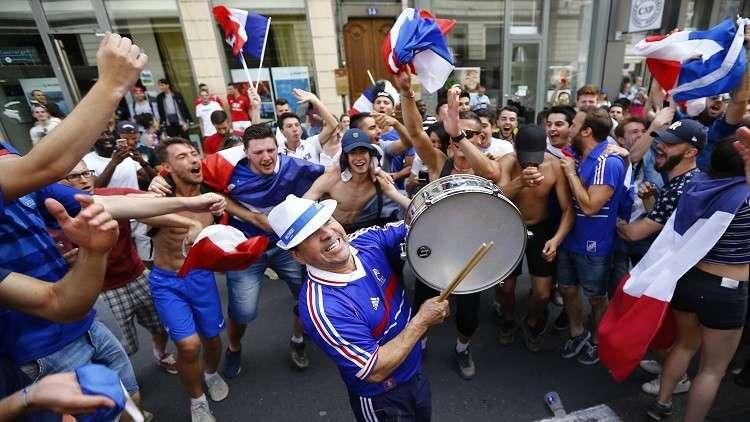 أكثر من 30 ألف مشجع فرنسي سيزورون روسيا خلال المونديال
