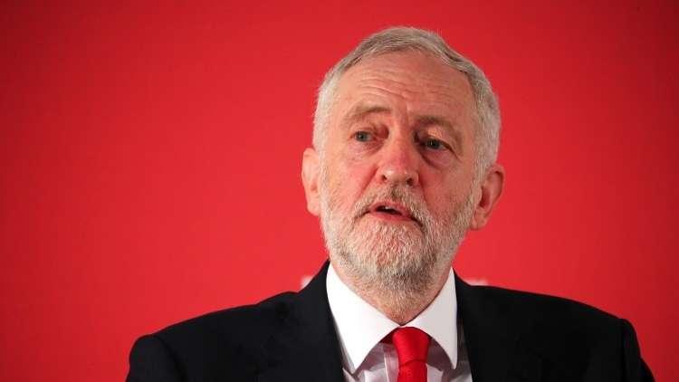 زعيم العمال البريطاني يدعو بلاده إلى إعادة النظر بصفقات بيع الأسلحة لإسرائيل
