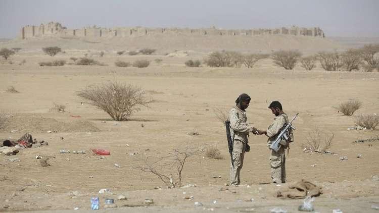وزير يمني يعلن تحرير ميدي اليمنية بشكل كامل