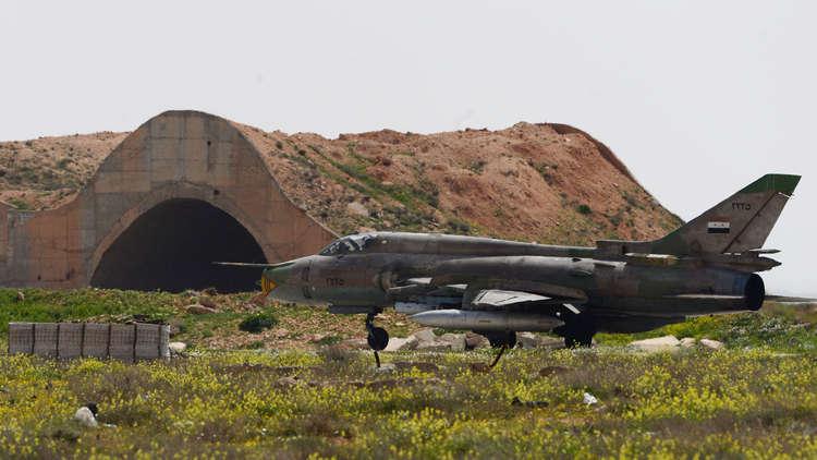 خبراء يحددون القواعد الجوية السورية الأكثر عرضة للقصف الأمريكي!