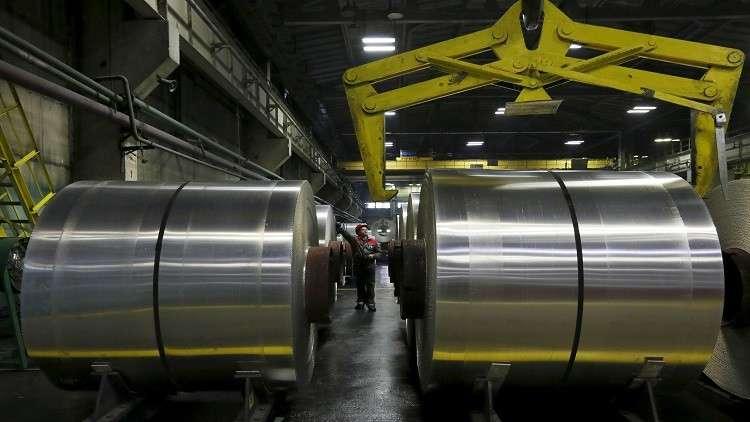 مخاوف تجارية ترفع أسعار الألومنيوم