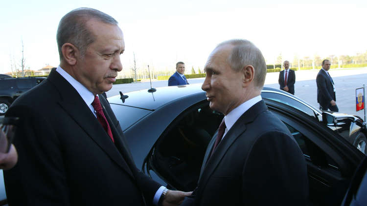 عرف بوتين كيف يضغط على النقطة التي توجع أردوغان