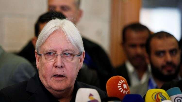 المبعوث الأممي لليمن ينهي جولة مشاورات في عمان والإمارات