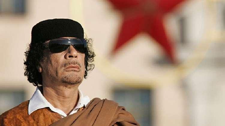 قريبا.. معمر القذافي في مسلسل على الشاشات الأمريكية
