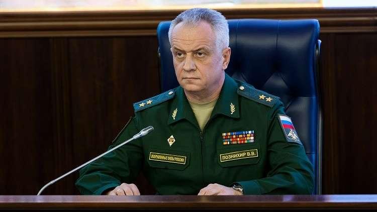 الدفاع الروسية: الوضع بالغوطة الشرقية مستقر تماما وبدء دخول شرطتنا العسكرية إلى دوما غدا