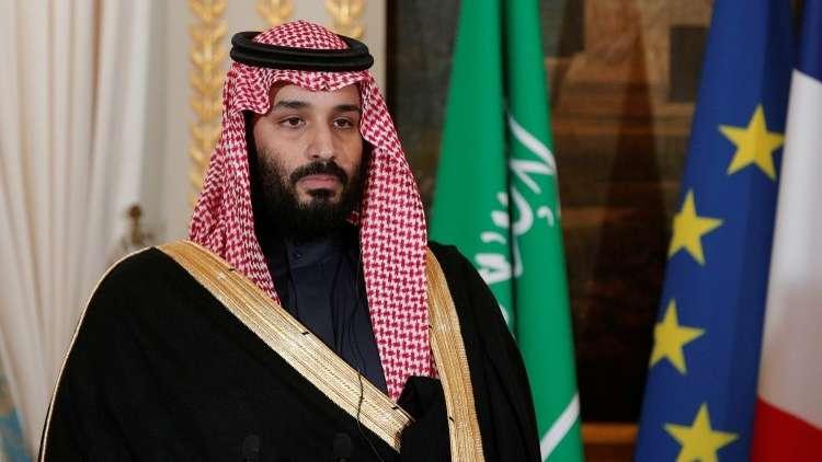 ولي العهد السعودي يغادر باريس ويتوجه إلى مدريد