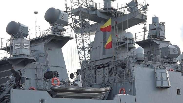 حقيقة مغادرة السفن الروسية قاعدة طرطوس