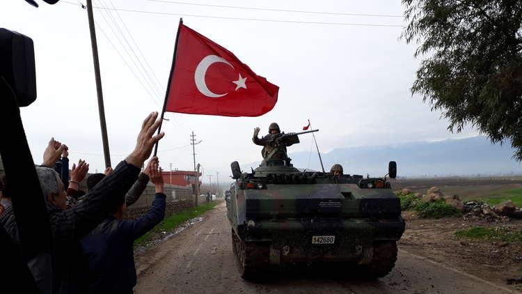 تركيا من جديد تخون روسيا؟