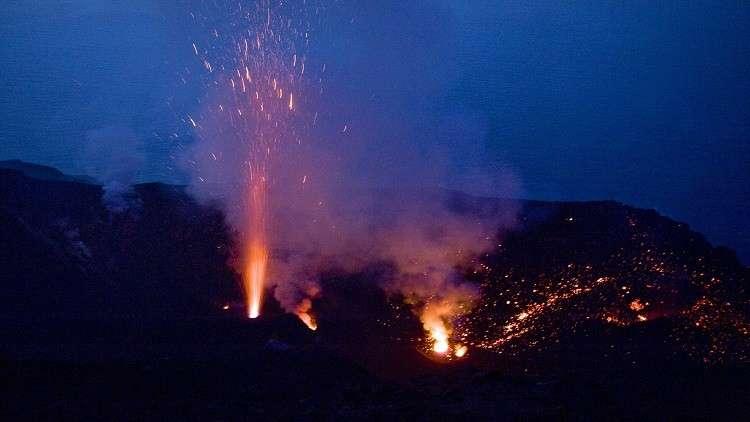 تغير المناخ قد يسبب ثورات بركانية في جميع أنحاء العالم!