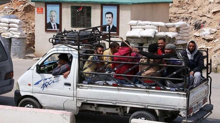 المركز الروسي للمصالحة: الوضع في الغوطة الشرقية يتجه نحو الاستقرار