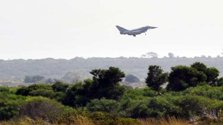 لندن تطلب من قبرص تخصيص حيّز من أجوائها للطائرات البريطانية