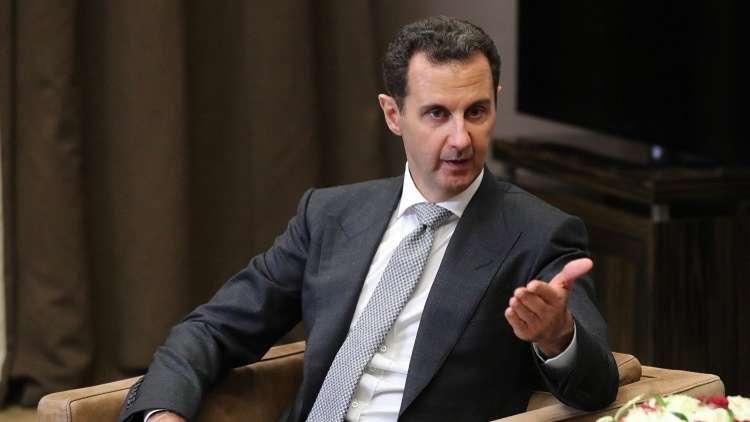 زاخاروفا تتحدث عن علاقة الأسد بواشنطن ولندن