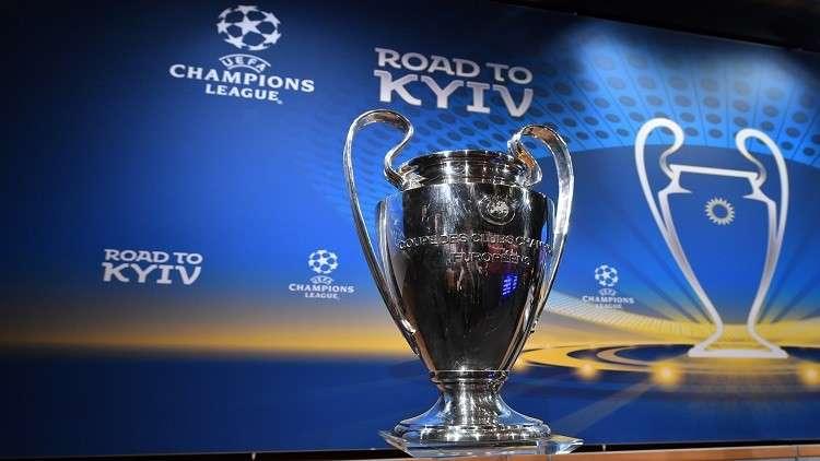 مواجهتان ناريتان في الدور نصف النهائي لدوري أبطال أوروبا