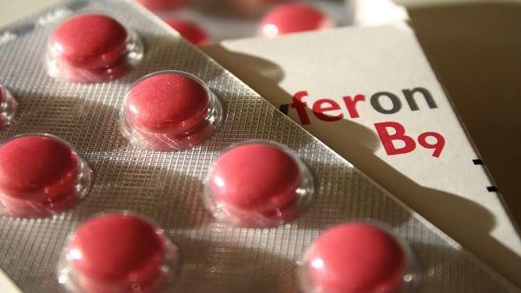 مواد كيميائية في أقراص الحديد قد تسبب السرطان
