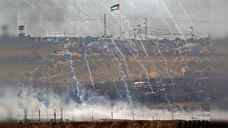 مقتل شاب فلسطيني برصاص الجيش الإسرائيلي شرق غزة