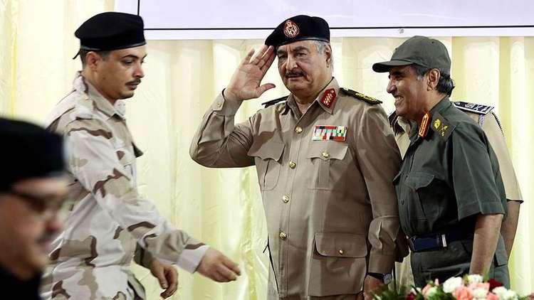 المكتب الإعلامي للجيش الوطني الليبي ينفي لـ RT صحة الأنباء المتداولة عن وفاة المشير خليفة حفتر
