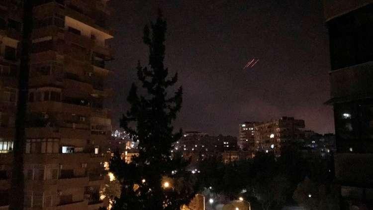 طهران تدين بشدة العدوان الثلاثي على سوريا وتحذر من تبعاته