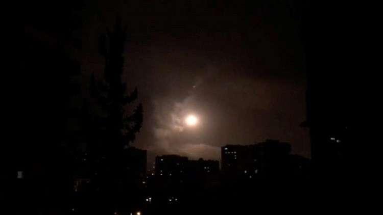 دمشق تندد بالعدوان الثلاثي على سوريا