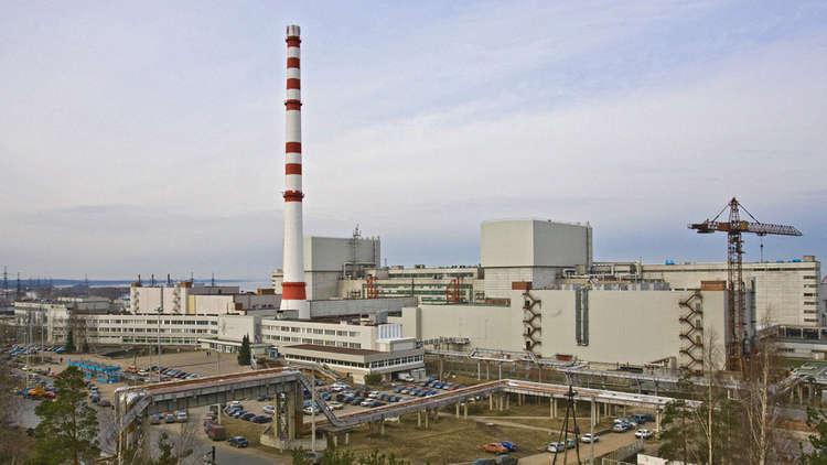 مفاعل لينينغراد النووي الشقيق الأكبر لمفاعلات