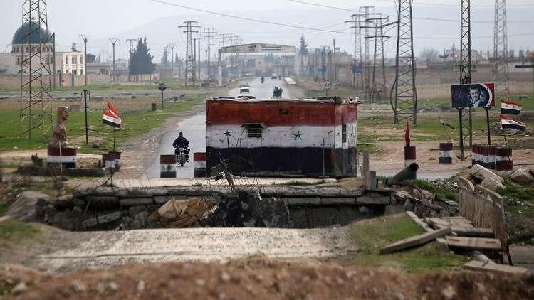 حزب الله ينفي وقوع غارة إسرائيلية في ريف حلب الجنوبي