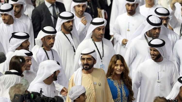 محمد بن راشد يفاجئ السعوديين عشية قمة الظهران