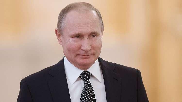 بوتين يوجه رسالة إلى القادة العرب المجتمعين في السعودية