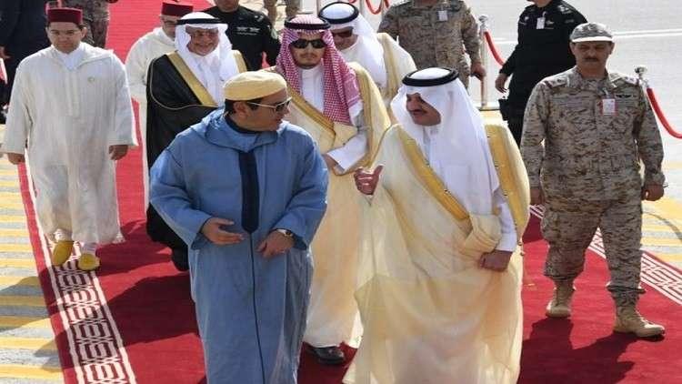 وصول ممثل ملك المغرب إلى السعودية لحضور القمة العربية