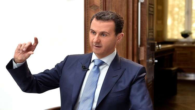 الأسد مستعد لتنظيم انتخابات تعددية والإفادة من التجربة الروسية