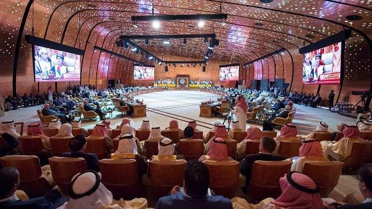 لمحات من القمة العربية الـ29 في الظهران بالسعودية