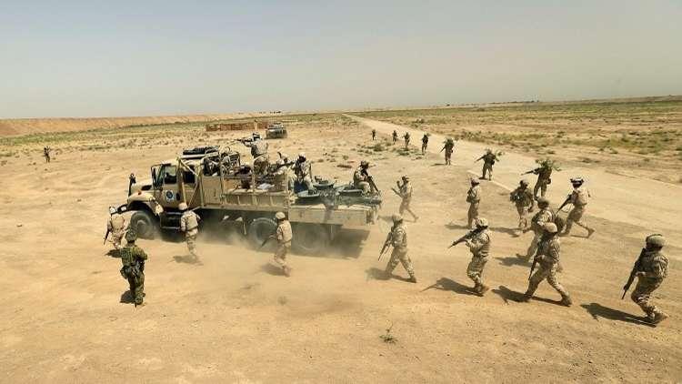 العراق يطارد فلول