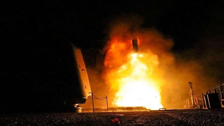 الهجوم البريطاني على سوريا لا يمكن اعتباره تدخلا إنسانيا
