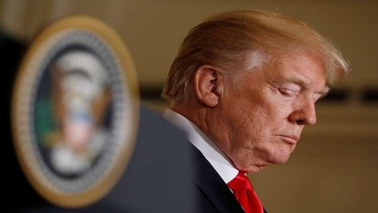 الوقائع التي سبقت إعلان ترامب عن قراره ضرب سوريا