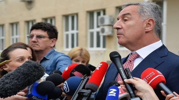 ديوكانوفيتش يفوز في انتخابات الجبل الأسود