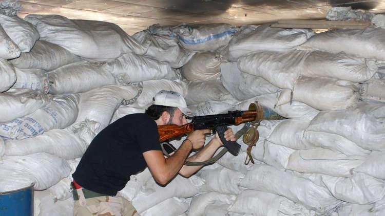 الجيش السوري يحضّر لتطهير مخيم اليرموك من داعش جنوبي دمشق