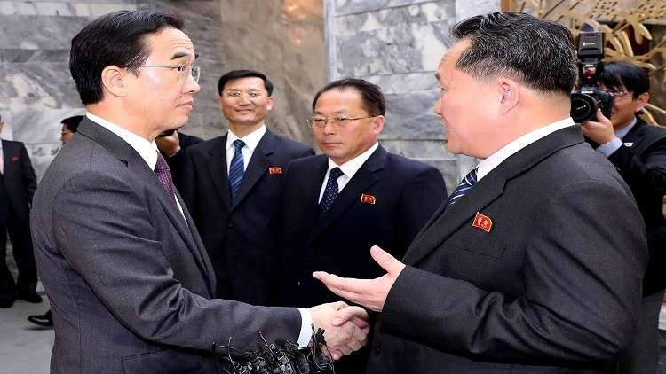 الكوريتان تعقدان محادثات رفيعة المستوى الأسبوع الجاري