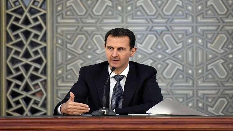 الأسد يصادق على عقد ضخم مع شركة روسية لاستخراج الفوسفات السوري